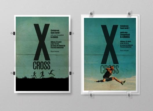 X cross. competition. Piscines St Jordi